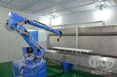 spray painting qualification automatic spraying robot industrial robot ikv robot