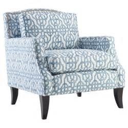 patterned accent chairs homeware sonoma chair blue accent chairs at hayneedle