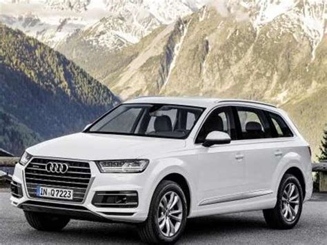 price of an audi q7 audi q7 price in india images mileage features reviews