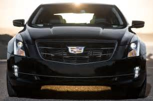 Cadillac Ats Luxury Package Black Chrome Package Announced For Cadillac Ats Cts