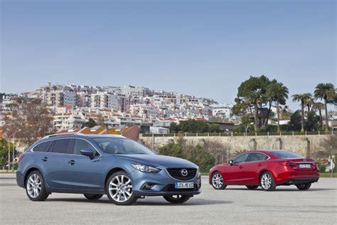 Mazda 6 Auto Versicherung by Der Neue Mazda6 Sechs In Seiner Sch 246 Nsten Form Magazin
