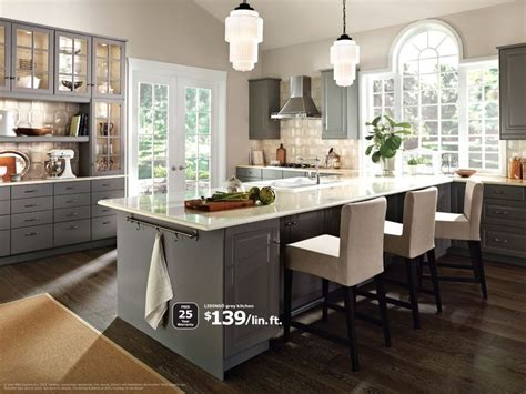 Ikea Grey Kitchen Cabinets by Planning Designing A Kitchen The Sweetest Digs
