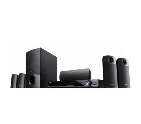 Paket Home Theater Sony home theater sony dav dz340k compre girafa
