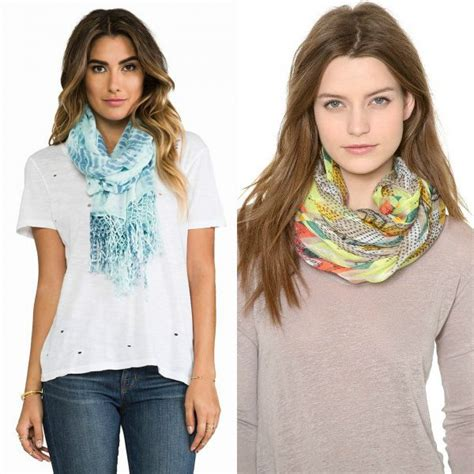 7 Scarf Styles For Fall by S Scarves Trends 2016