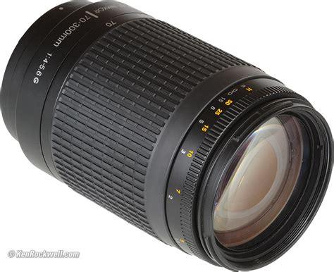 Lensa Nikon 70 300 Non Vr nikon 70 300mm g review
