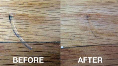Removing Scratches From Hardwood Floors by Remove Scratches And Dents In Hardwood Floors With An Iron