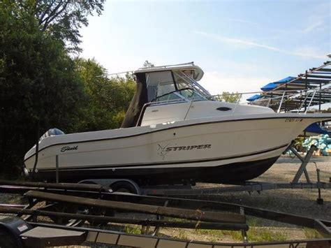 striper bay boats striper boats for sale 2 boats
