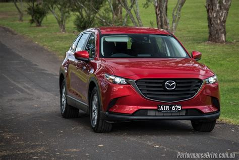 australia mazda 2016 mazda cx 9 sport awd review video performancedrive