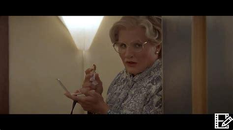 Watch Mrs Doubtfire 1993 Mrs Doubtfire 1993 Daniel Dress Up As Mrs Doubtfire Again And Puts Lipstick On Youtube