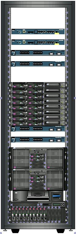 rack server visio stencil visio free stencil shape links network hardware