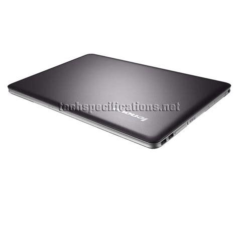 Laptop Lenovo U510 technical specifications of lenovo ideapad u510 laptop