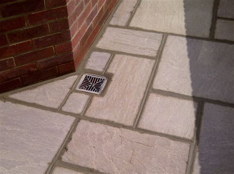 Patio Drainage Gully by East Grinstead Crawley Brick Work And Paving Landscape