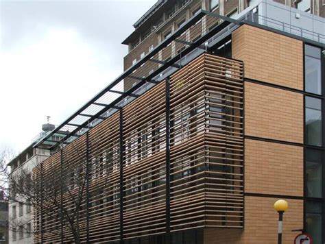 fassade horizontal 26 best horizontal louver facade images on