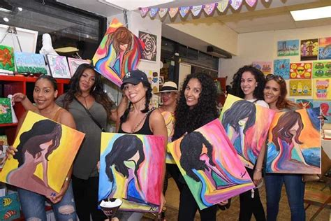 paint with a twist nyc sip and paint for adults in ny