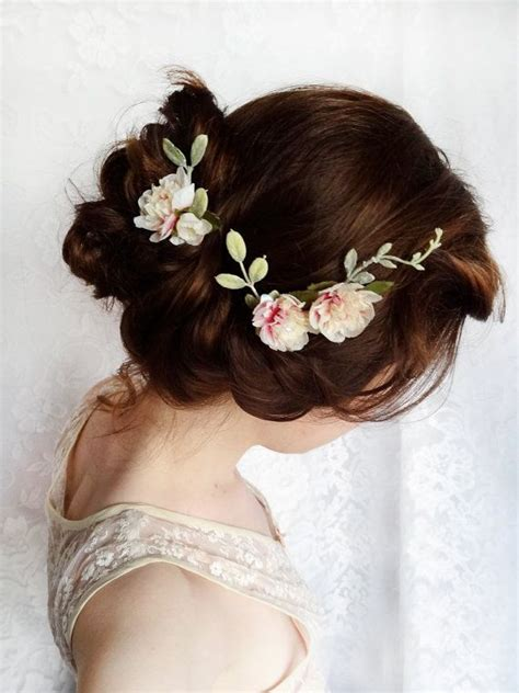Wedding Hair Accessories San Antonio by Bridal Hair Hair Pins Flower Hair Pins Bridal Headpiece