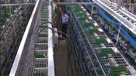 Bitcoin In House Mining Vs by Take A Tour Of The Largest Bitcoin Mining Operation In