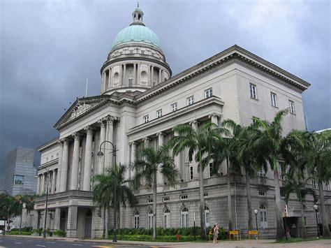 Singapore Court Search Supreme Court Building Singapore