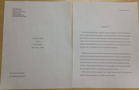 how to format a picture book manuscript formatting your novel manuscript in which by its nature