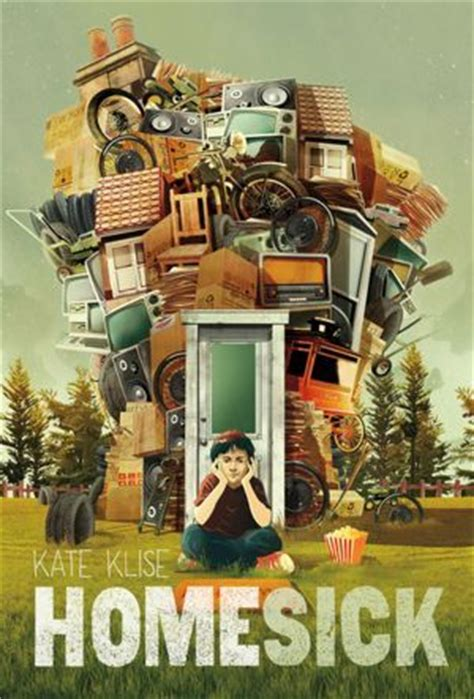 Homesick Book | homesick by kate klise reviews discussion bookclubs lists