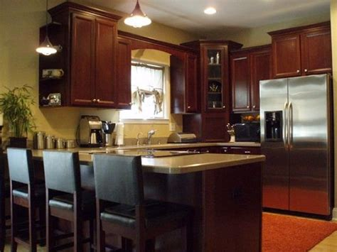 u shaped kitchen layout with island l shaped kitchen designs with snack bar basic