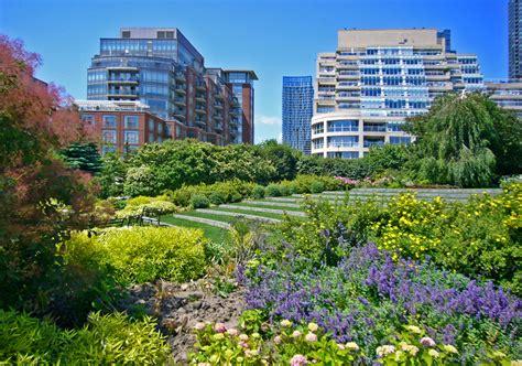Toronto Garden by Toronto Garden Toronto Ontario Civic Arts Project