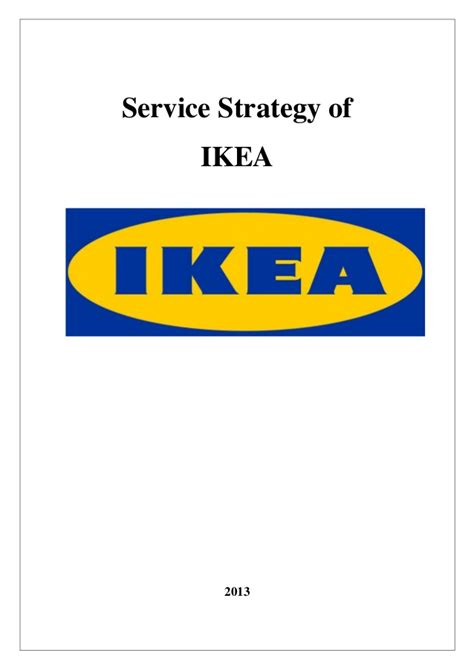 ikea services ikea service strategy