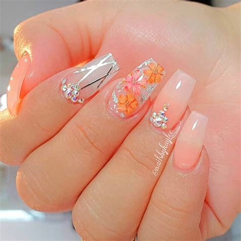nail design ideas instagram lovely and cute acrylic nails naildesignsjournal com