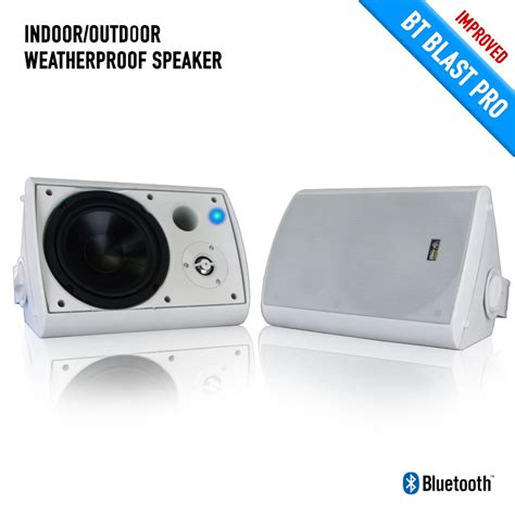 Patio Bluetooth Speakers by Bluetooth Outdoor Speaker With Range Bluetooth V2 1