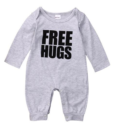 Pjhb85864 Pajamas Hug A Baby free hugs baby romper best price