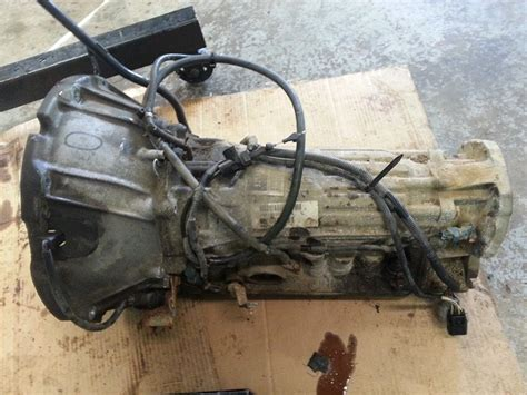 Jeep Aw4 Transmission Fs Midwest 97 01 Engine Transmission