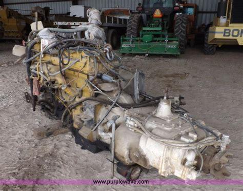 Turbo Caterpillar 3306b caterpillar 3306 10 5l six cylinder turbo diesel engine