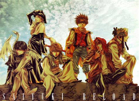 Saiyuki Reload   Saiyuki Wiki   Fandom powered by Wikia