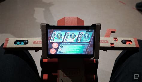 Would You Let Your Learn From A Nintendo Ds by Nintendo Labo S Motorbike Appears To Let You Create