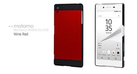 Hardcase Motomo For Sony Experia Z5 Ino Metal New Style 3 motomo ino metal sony xperia z5 black