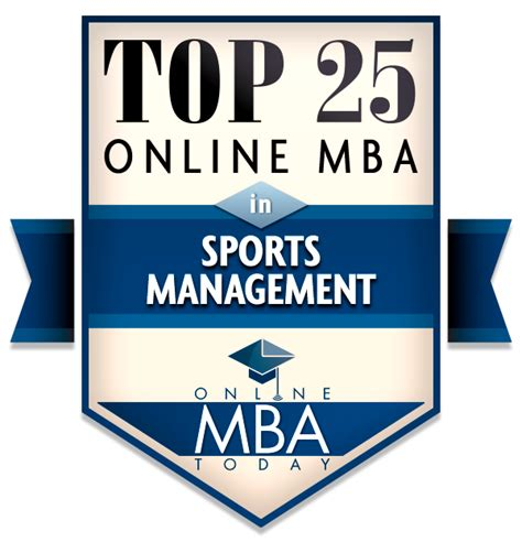 Sports Manggement Mba Programs by Guide To Mbas In Sports Management Mba Today