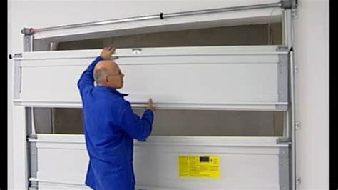 garage de comment fabriquer une porte de garage coulissante