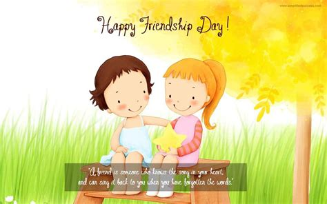 happy day to a friend happy friendship day quotes and poems 2017 festivityhub