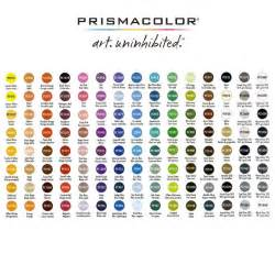 prismacolor colored pencil chart prismacolor premier colored pencils prismacolor pencils