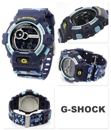 Gshock Gls 8900 Original casio g shock g lide camouflage pattern s gls 8900cm 2 ebay