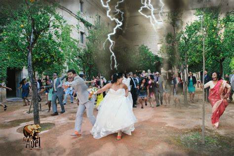 wedding background deviantart wedding disaster photo sharknado background by