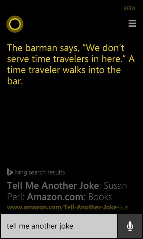 Tell Me This Is A Joke To Wed Picked As Matron Of Honor tell me another joke stuff cortana says jokes