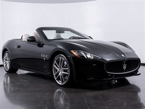 Maserati Of Dallas by 5 Maserati Granturismo For Sale Dallas Tx