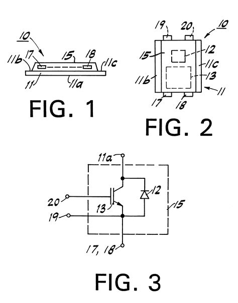 function of freewheeling diode in igbt patent us6404045 igbt and free wheeling diode combination patents