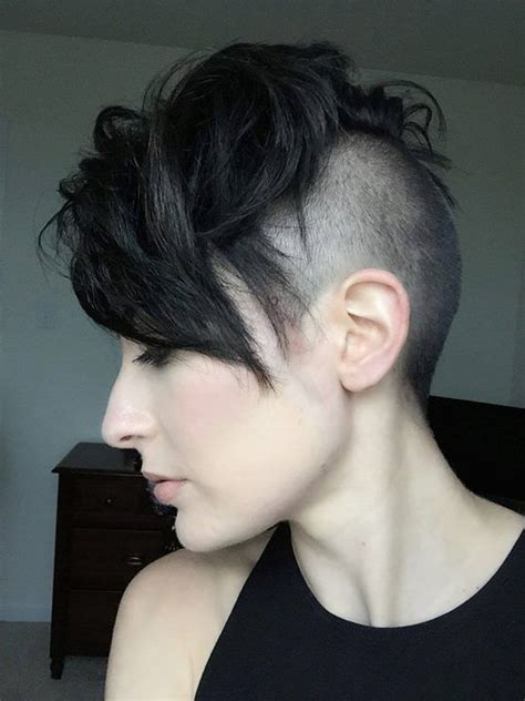 extreme shaved haircuts pinterest the world s catalog of ideas
