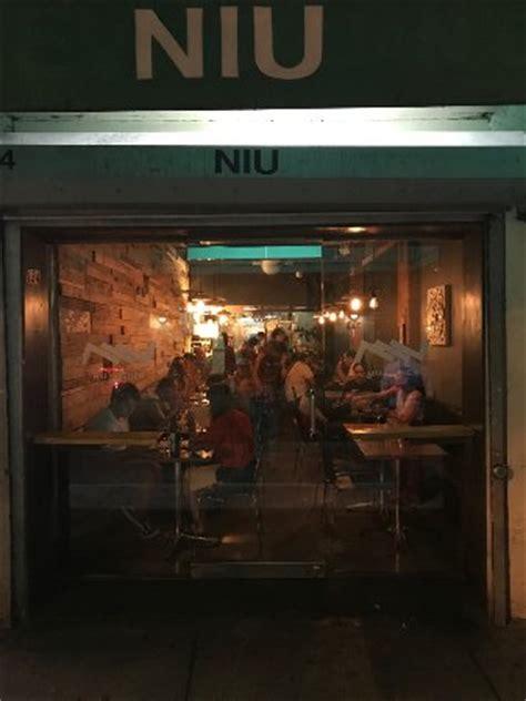 Niu Kitchen Miami by Niu Kitchen Miami Omd 246 Om Restauranger Tripadvisor