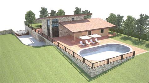 casa unifamiliare progetto casa unifamiliare maurizio giovannetti