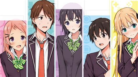 A Anime Recommendations by 15 Anime Recommendations About School Club Shenanigans