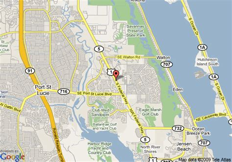 map of port st florida inn port st port deals see