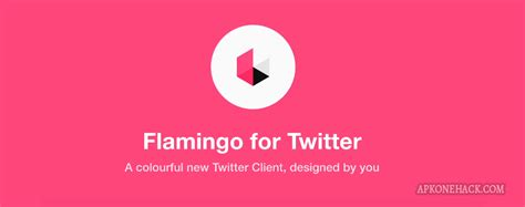 twiter apk flamingo for apk paid v15 4 android