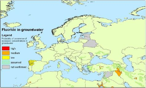 Home Organization Services fluoride in groundwater in europe igrac